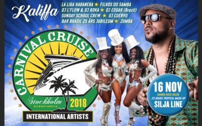 Carnival Cruise Sthlm 2018