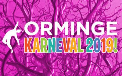 Orminge Karneval 24 – 25 maj 2019