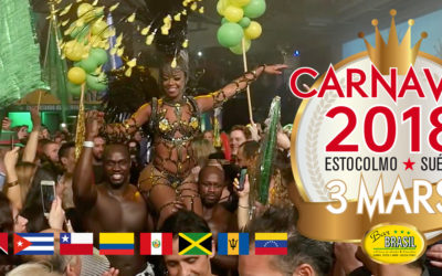 Stockholm Carnival Party 2018